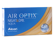 AIR OPTIX NIGHT & DAY AQUA (6er Packung)