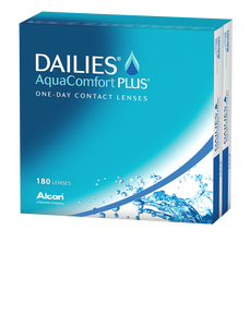 DAILIES AquaComfort Plus (180er Packung)