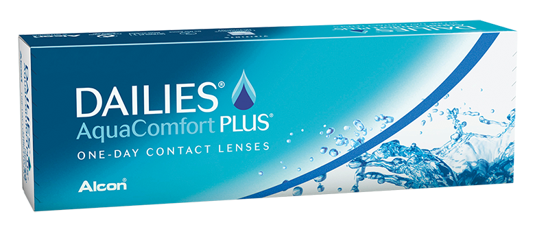 DAILIES AquaComfort Plus (30er Packung)