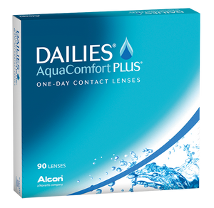 DAILIES AquaComfort Plus (90er Packung)