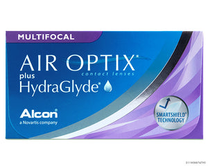 AIR OPTIX plus HydraGlyde MULTIFOCAL MED (3er Packung)