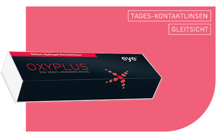 eye² Oxyplus 1 Day Multifocal LOW (30er Packung)