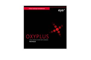 eye² Oxyplus 1 Day Multifocal LOW (90er Packung)