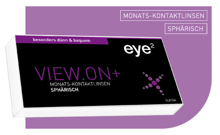 eye² VIEW.ON+ (6er Packung)