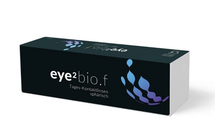 eye² Bio.F 1Day (30er Packung) - Neues Design