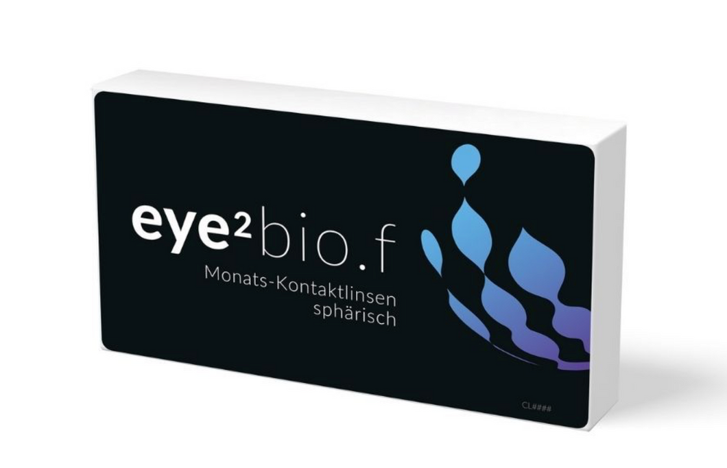 eye² Bio.F (3er Packung) - Neues Design