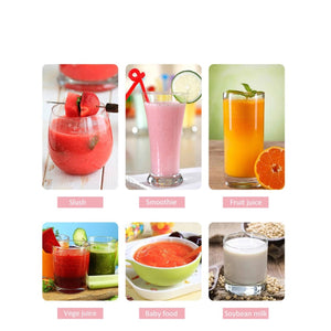 portable blender smoothies