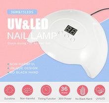 Load image into Gallery viewer, UV LED Nail Lamp - Auto Sensor