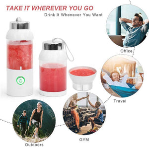 Portable Blender | Personal Juicer - White