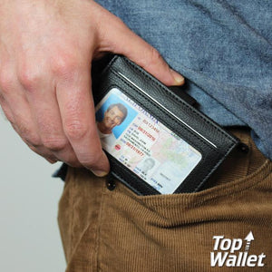 CLEARANCE SALE!Last Day 50%OFF Easy Access Vertical Wallet(BUY 2 FREE SHIPPING)