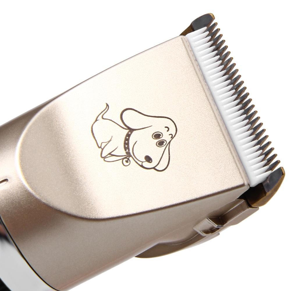 Professional Rechargeable Pet Trimmer