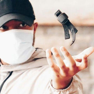 Adjustable elasticity strap - protect your nose and ear(Buy more preferential)
