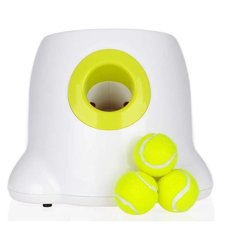 Automatic Ball Launcher Dog Toy