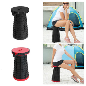<b>Hot Sale Today <br>50% DISCOUNT!</b><br>Portable Folding Stool