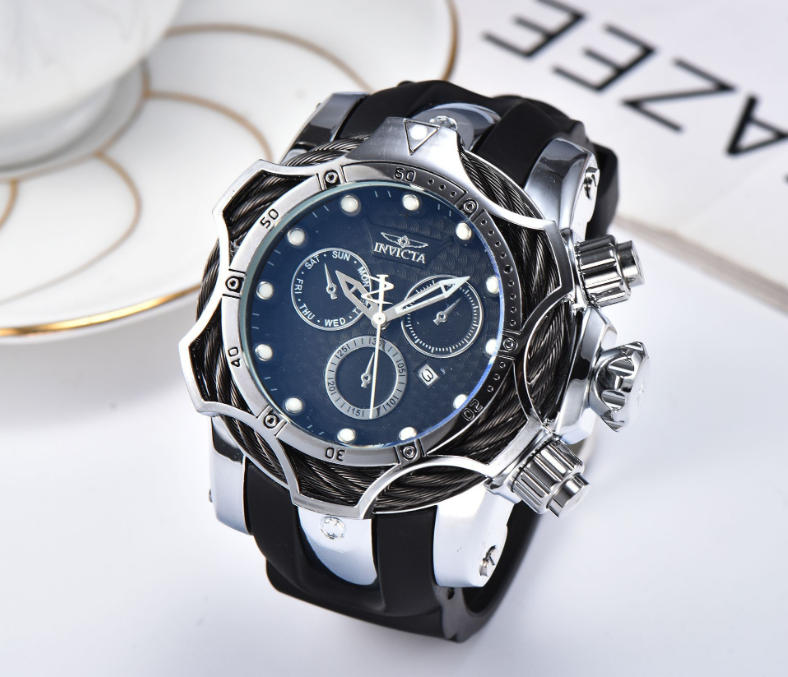 【🌏Global Free Delivery🌏】INVICTA Venom Men's Reserve Watch⌚