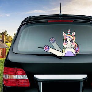 Cartoon rear wiper blades -Buy 2 or more free Shipping!!!