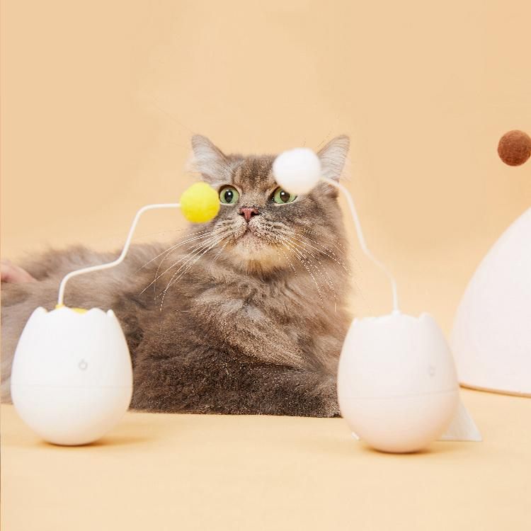 Electric Roly-Poly Cat Toy