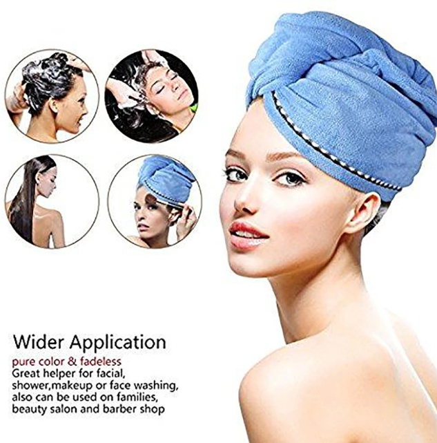 RAPID DRY HAIR TURBAN