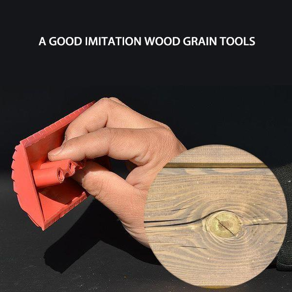 50% OFF TODAY! Wood Graining DIY Tool Set (BUY 2 FREE SHIPPING)
