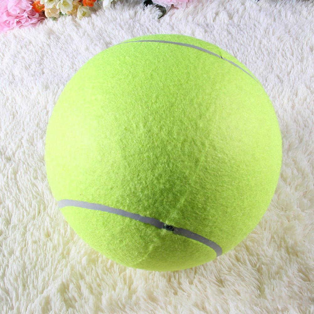 GIANT TENNIS BALL