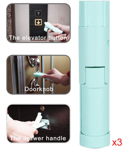 50% OFF TODAY! 3PCS Zero Contact Elevator Button Pusher (BUY 2 FREE SHIPPING)