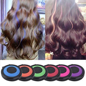 A SIX-COLOR HAIR COLOR KIT EASY AND ENJOYABLE TO USE!(50%OFF TODAY)