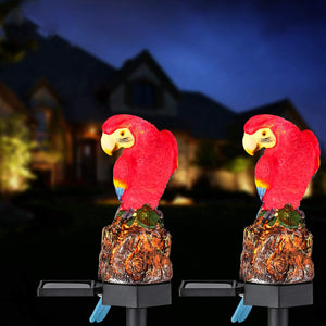Parrot Sculpture Solar LED Lights Home Decoration (BUY 2 FREE SHIPPING)