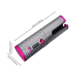 【Last Day - 50% OFF】Auto Rotating Ceramic Hair Curler