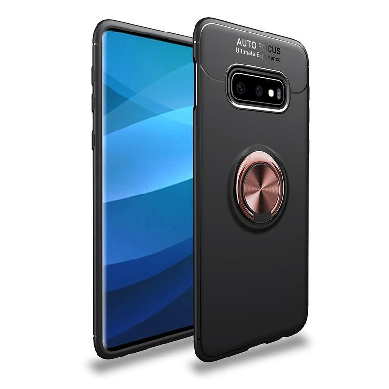 Degree Ring Finger Holder Case For Samsung GalaxyS10