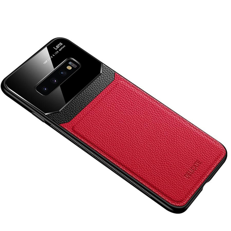 Protect Camera Lens Phone Case for Samsung