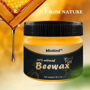 Mintiml Beeswax Polish EASY AND ENJOYABLE TO USE!(50%OFF TODAY)