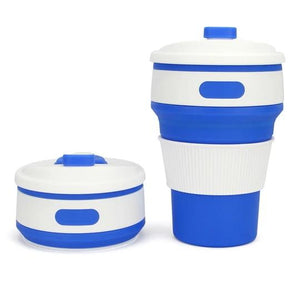 Collapsible Leak-Proof Coffee Cup EASY AND ENJOYABLE TO USE!(50%OFF TODAY)
