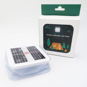 Inflatable Solar Light(50% OFF)
