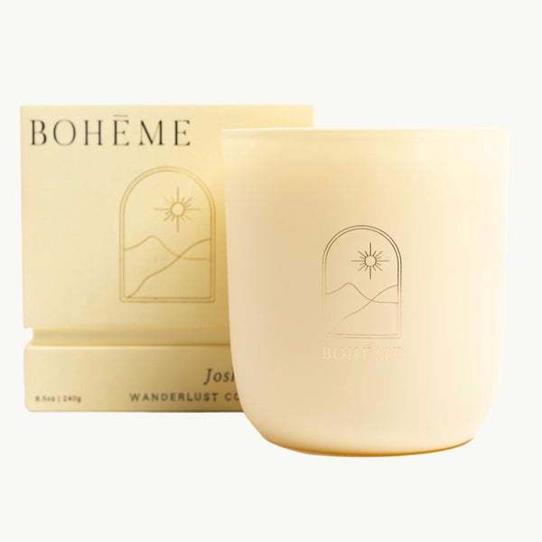 bohème all natural, non toxic fragrance brand