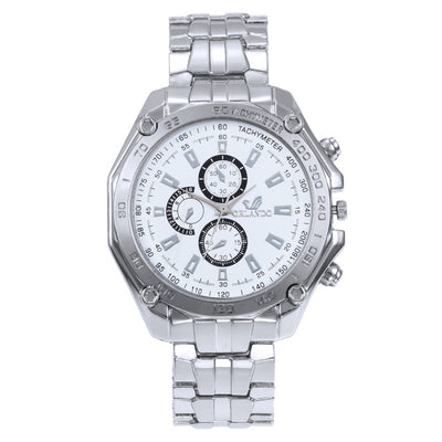 Stainless Steel Wristwatch For Men