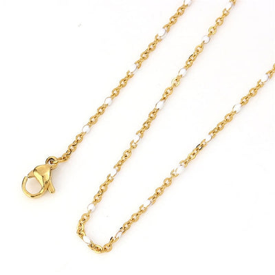 Link Cable Chain Necklace