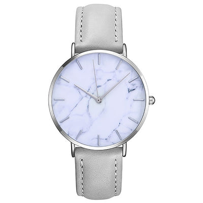 Marble Mirror Dial Watches