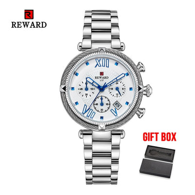 Reward VIP Luxury Woman Watch