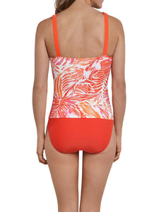 "Tankini contenitivo ""Orange"" - Donna"