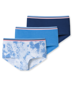 "3pack panty ""Clouds"" - Ragazza"