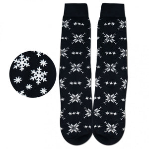"Calze antiscivolo ""Let it snow"" - Unisex"