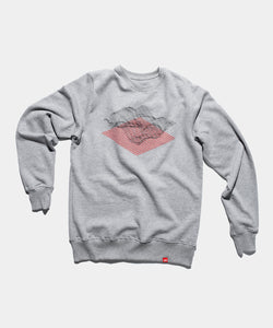 Last.fm Grid Sweater