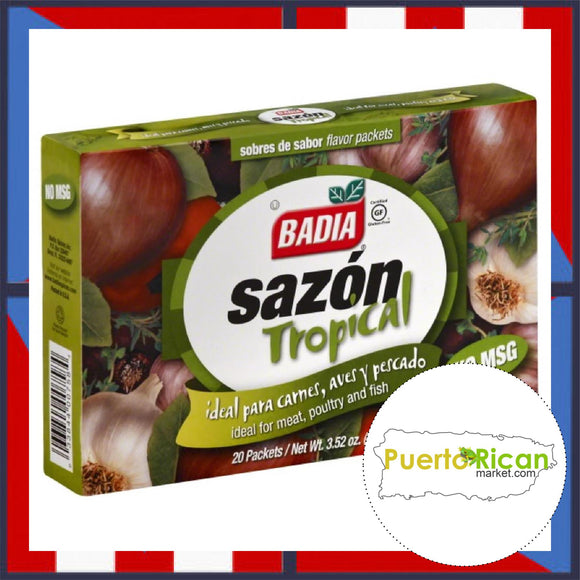 BADIA Tropical Seasoning / Sazon Tropical BADIA