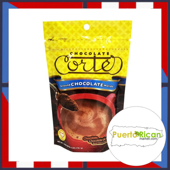 CORTES Ground Chocolate / Chocolate Molido CORTES