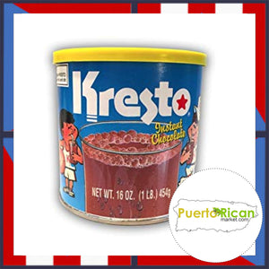 KRESTO Ground Chocolate / Chocolate Molido KRESTO