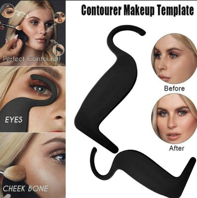 Magic Makeup Contourer Template Tool