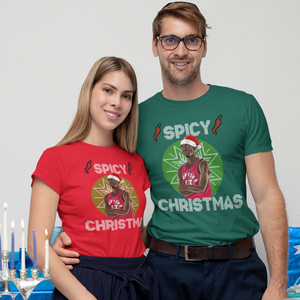 SPICY-P LIMITED CHRISTMAS TEE