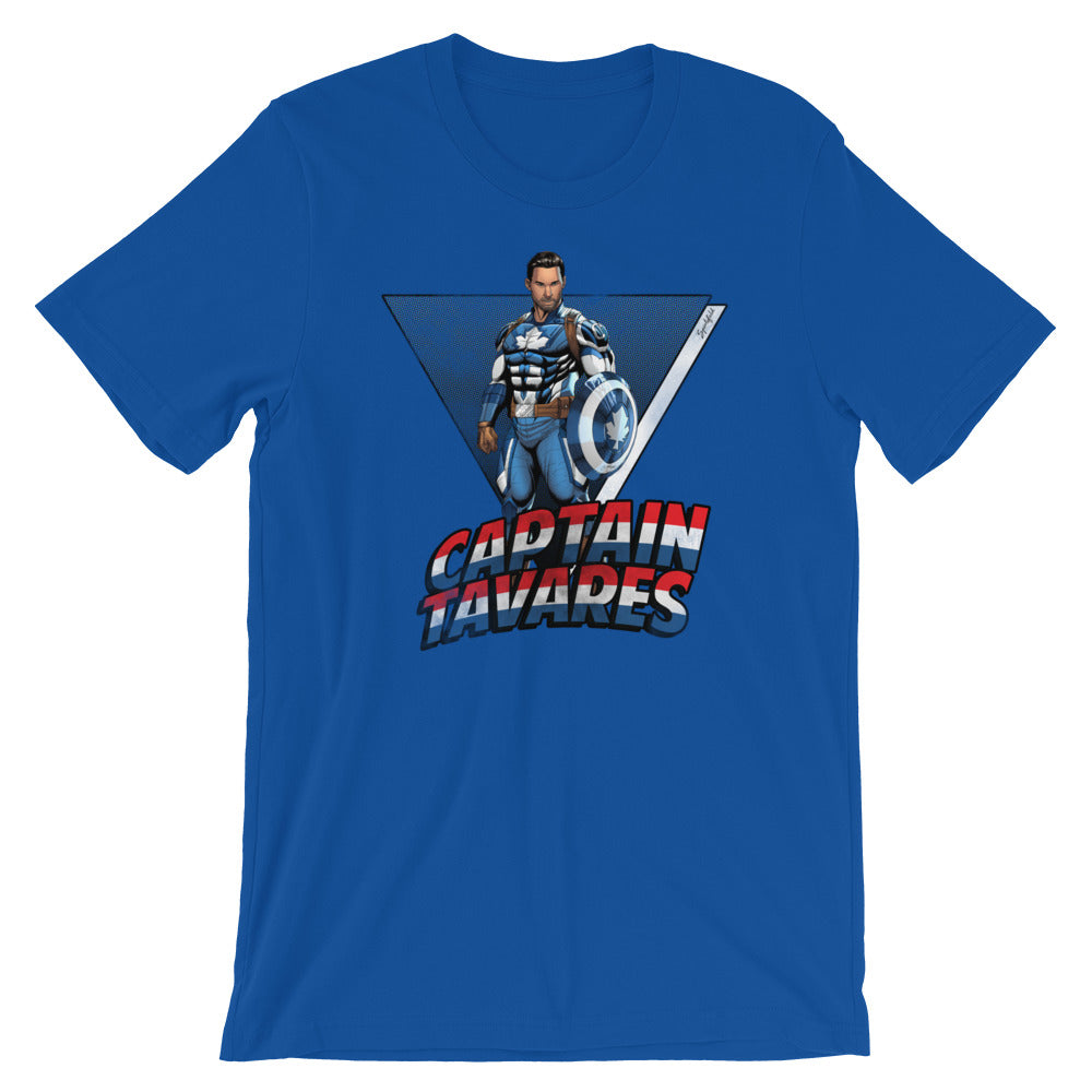 CAPTAIN TAVARES LIMITED TEE