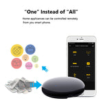 THE SMARTEST WiFi-IR Remote Control supported by Alexa,Google Home Assistant