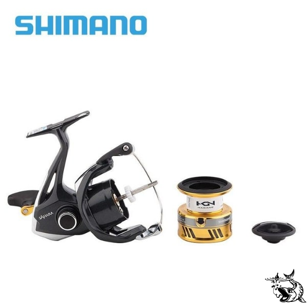 Demontage Moulinet Spinning Shimano Sahara | FishXper